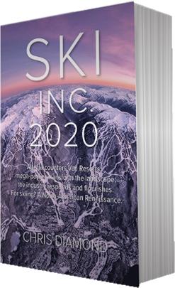 ski inc cover