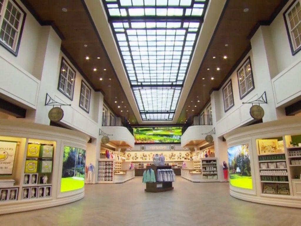 augusta national gift shop