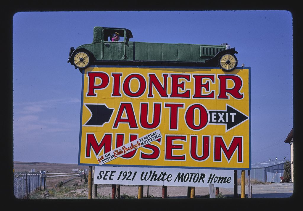 pioneer auto billboards
